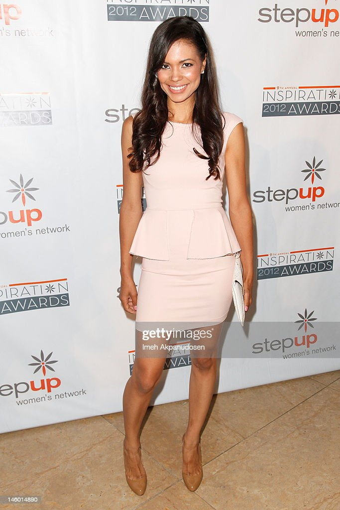 Actress Jennifer Freeman attends Step Up Women's Networks' 9th Annual Inspiration Awards at The Beverly Hilton Hotel on June 8, 2012 in Beverly Hills, California.