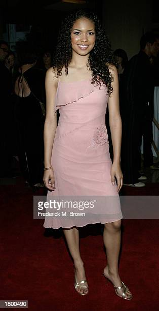 Actress Jennifer Freeman attends the Fourth Annual Hollywood Makeup Artist and Hair Stylist Guild Awards at the Beverly Hilton Hotel on February 16...