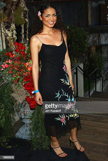Actress Jennifer Freeman attends 'The Oscar Night Party Sponsored By Children Uniting Nations The Creative Coalition and Rock The Vote' raising funds...