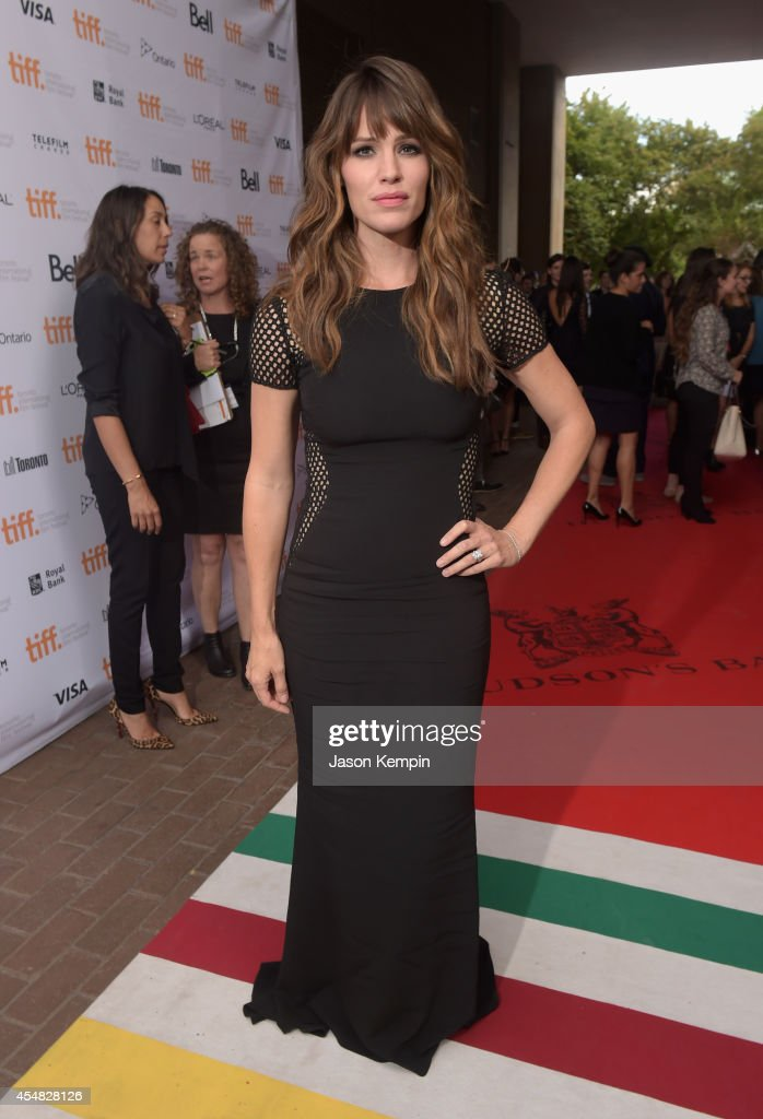 Actress Jennifer Garner attend the Gala Screening of Paramount Pictures' 'MEN, WOMEN,& CHILDREN' during the 2014 Toronto International Film Festival at Ryerson Theatre on September 6, 2014 in Toronto, Canada.