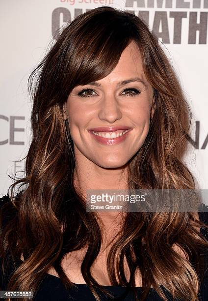 Actress Jennifer Garner attends the 28th American Cinematheque Award honoring Matthew McConaughey at The Beverly Hilton Hotel on October 21 2014 in...