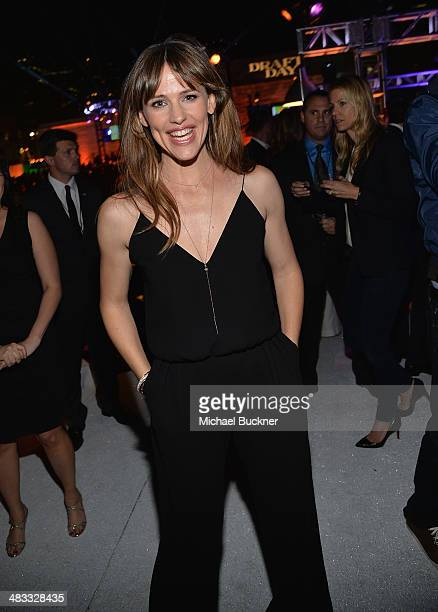 Actress Jennifer Garner attends the after party for Summit Entertainment's 'Draft Day' on April 7 2014 in Los Angeles California