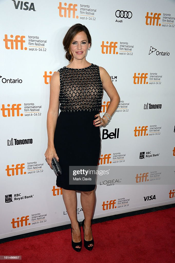 Actress Jennifer Garner attends the 'Argo' premiere during the 2012 Toronto International Film Festival at Roy Thomson Hall on September 7, 2012 in Toronto, Canada.