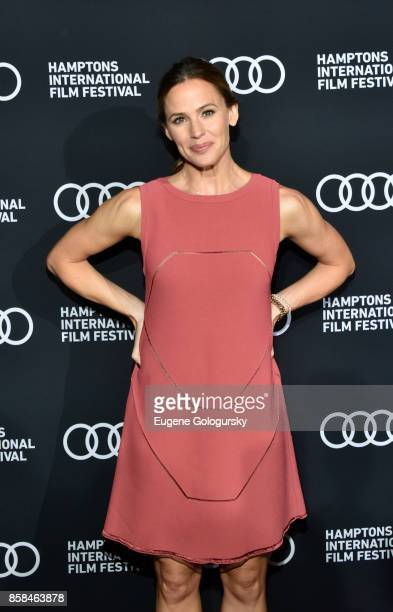 Actress Jennifer Garner attends the red carpet for 'The Tribes of Palos Verdes' at UA2 East Hampton Cinema 6 during Hamptons International Film...
