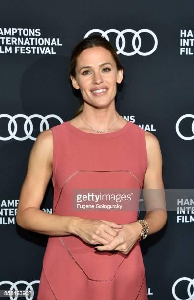 Actress Jennifer Garner attends the red carpet for 'The Tribes of Palos Verdes' at UA2 East Hampton Cinema 6 during Hamptons International Film...