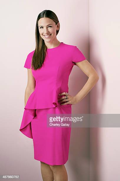 APPROVAL Actress Jennifer Garner poses for a portrait at the Elyse Walker Presents The 10th Anniversary Pink Party Hosted on October 18 2014 in Santa...