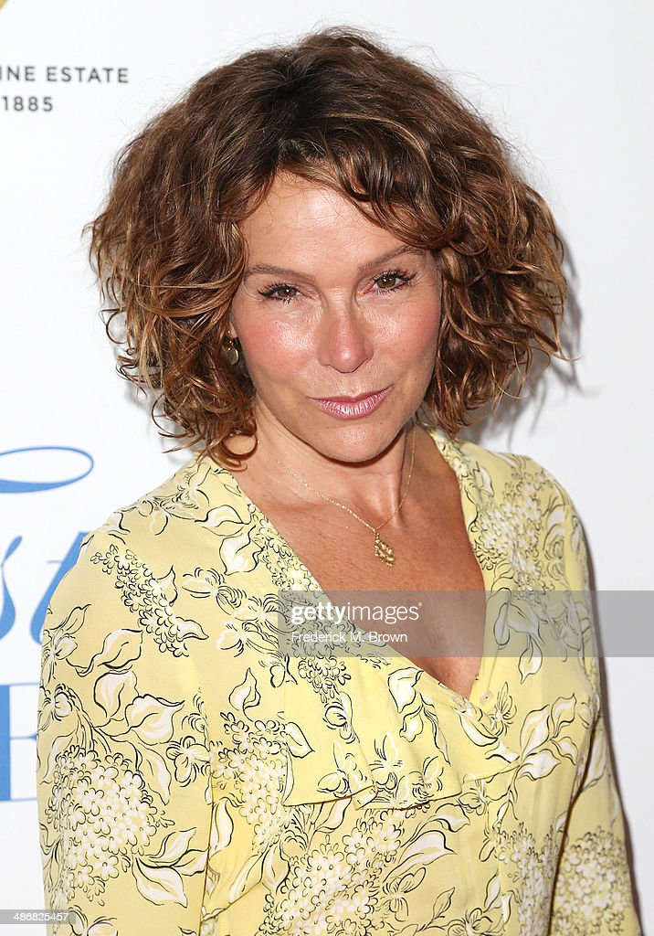 Actress <a gi-track='captionPersonalityLinkClicked' href=/galleries/search?phrase=Jennifer+Grey&family=editorial&specificpeople=220265 ng-click='$event.stopPropagation()'>Jennifer Grey</a> attends the Jonsson Cancer Center Foundation's 19th Annual 'Taste for a Cure' at the Regent Beverly Wilshire Hotel on April 25, 2014 in Beverly Hills, California.