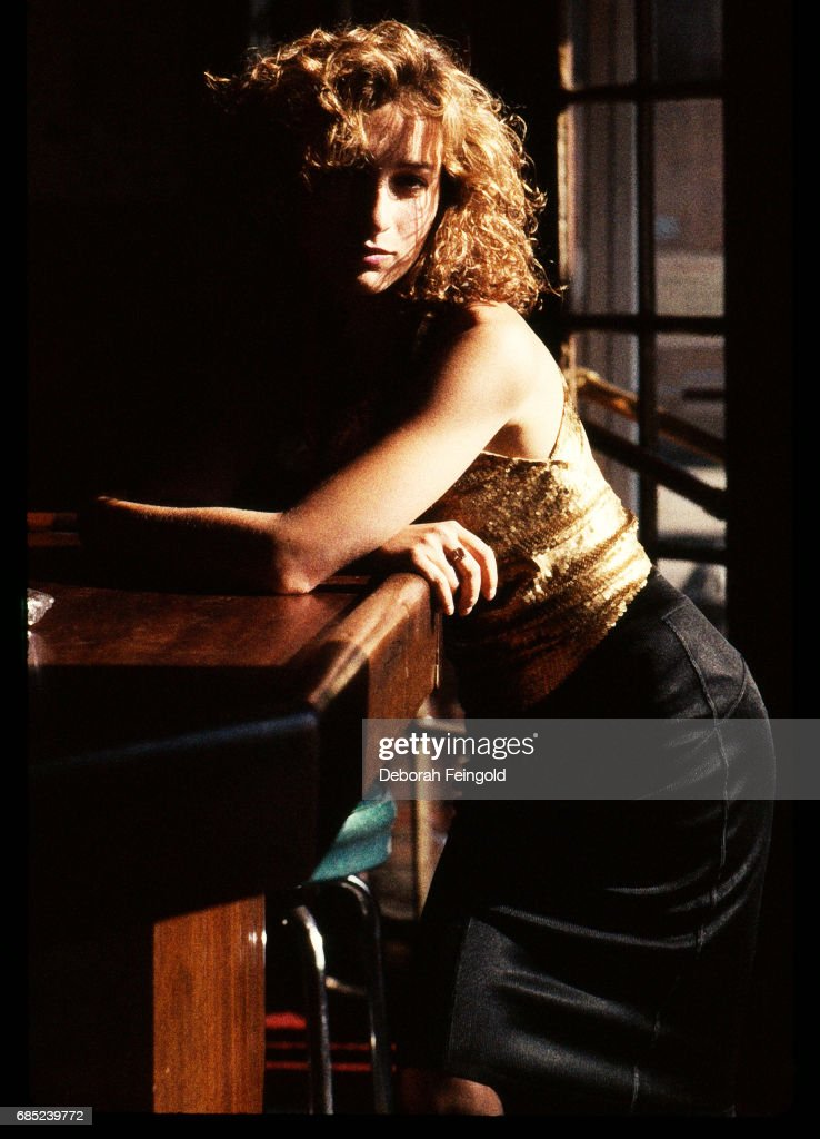 Actress Jennifer Grey poses for a portrait in June 1987 in New York City, New York.