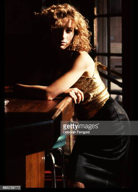 Actress Jennifer Grey poses for a portrait in June 1987 in New York City New York