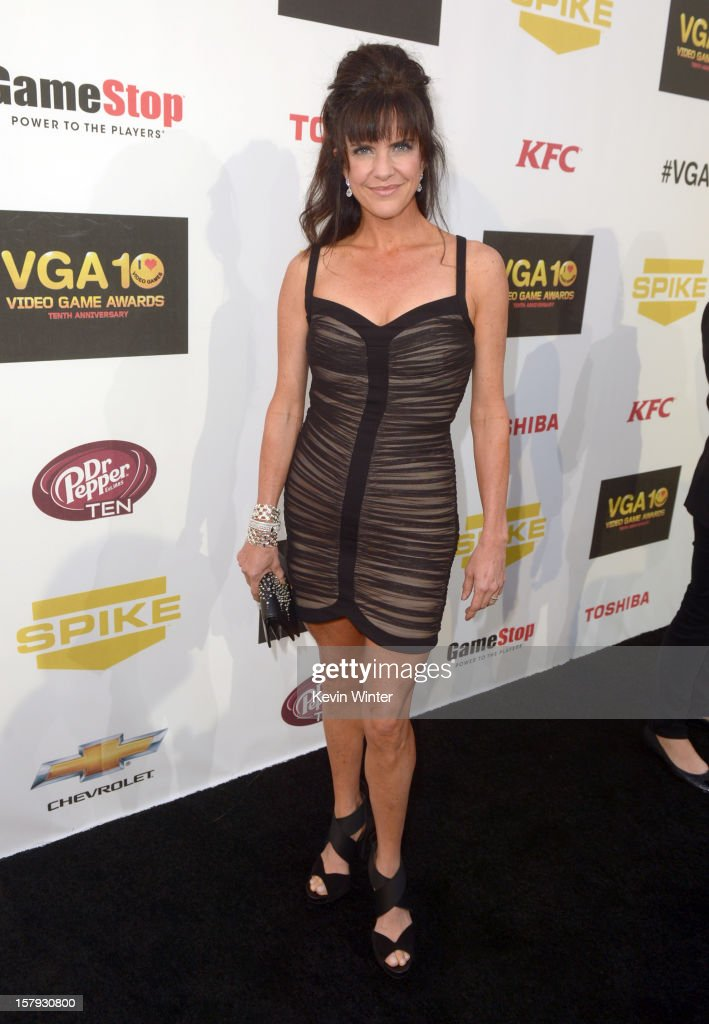 Actress Jennifer Hale arrives at Spike TV's 10th annual Video Game Awards at Sony Pictures Studios on December 7 2012 in Culver City California