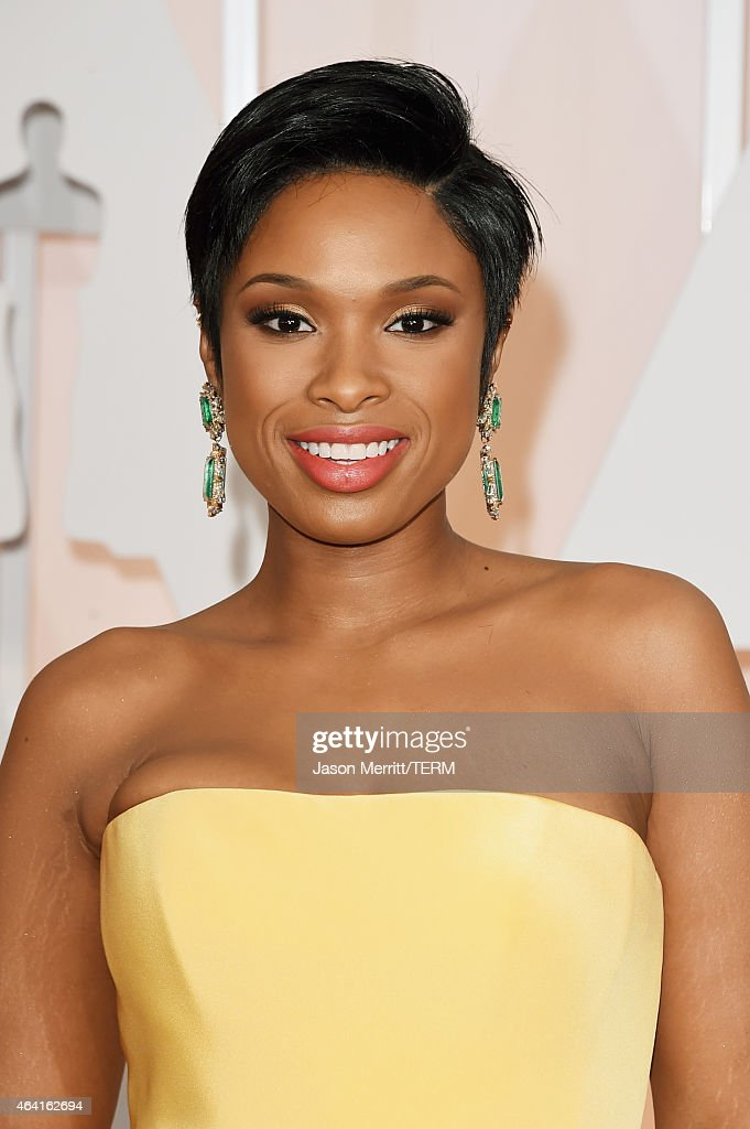 Actress Jennifer Hudson attends the 87th Annual Academy Awards at Hollywood & Highland Center on February 22, 2015 in Hollywood, California.