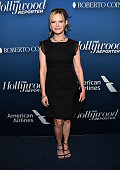 Actress Jennifer Jason Leigh arrives at The Hollywood Reporter's 4th Annual Nominees Night at Spago on February 8 2016 in Beverly Hills California