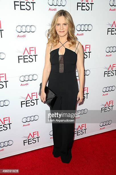 Actress Jennifer Jason Leigh attends premiere of Paramount Pictures' 'Anomalisa' during the 2015 AFI FEST presented by Audi at the Egyptian Theatre...