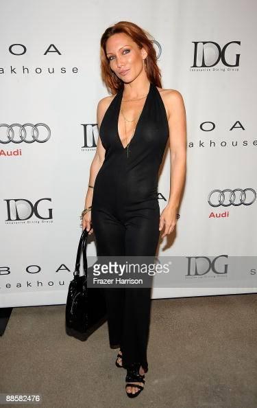Actress Jennifer Korbin Arrives At