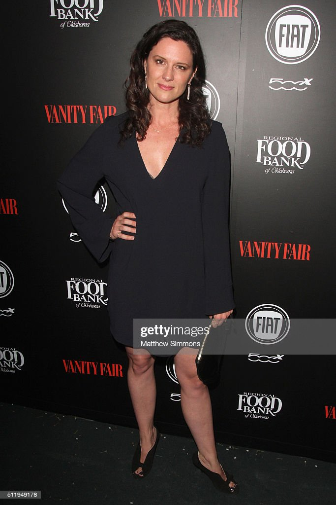 Actress Jennifer Lafleur attends Vanity Fair and FIAT Toast To 'Young Hollywood' at Chateau Marmont on February 23, 2016 in Los Angeles, California.