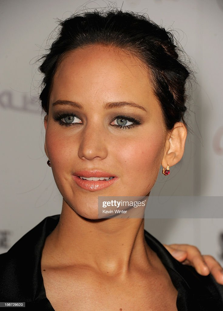 Actress Jennifer Lawrence attends a screening of The Weinstein Company's 'Silver Linings Playbook' at the Academy of Motion Picture Arts and Sciences on November 19, 2012 in Beverly Hills, California.