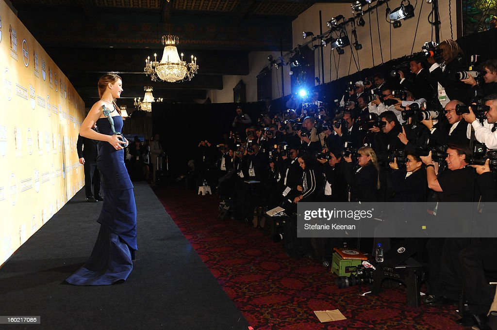 Actress Jennifer Lawrence attends the 19th Annual Screen Actors Guild Awards at The Shrine Auditorium on January 27, 2013 in Los Angeles, California. (Photo by Stefanie Keenan/WireImage) 23116_025_2235.jpg