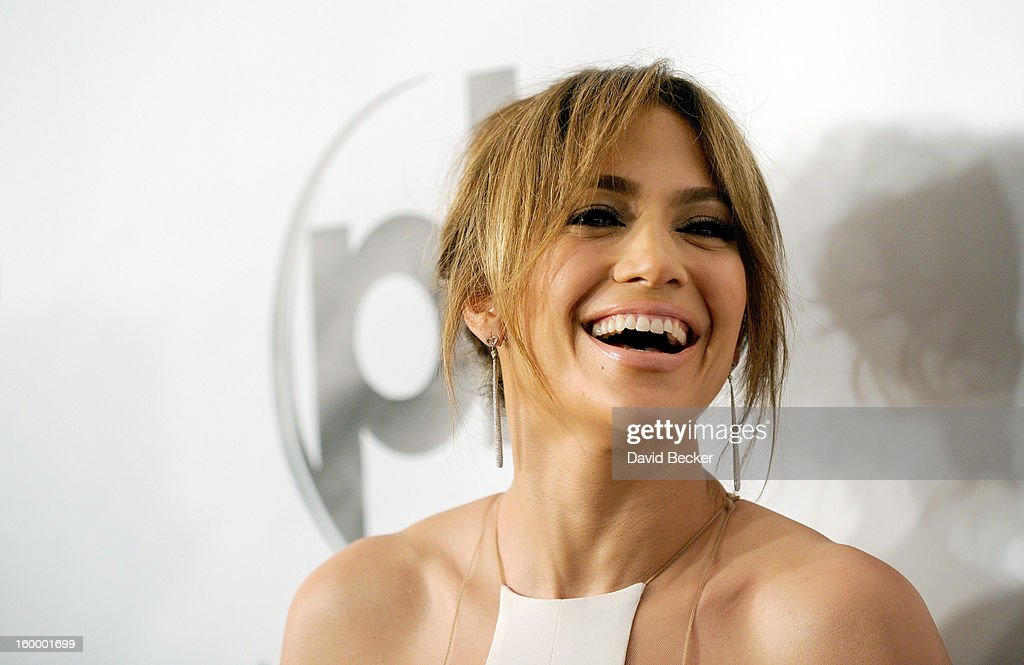 Actress Jennifer Lopez arrives at the premiere of FilmDistrict's 'Parker' at Planet Hollywood Resort & Casino on January 24, 2013 in Las Vegas, Nevada.