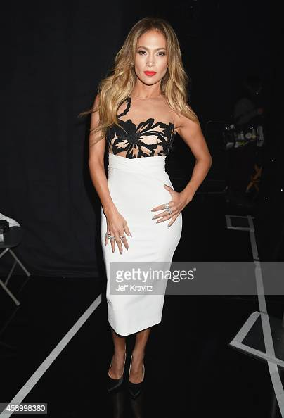 Actress Jennifer Lopez attends the 18th Annual Hollywood Film Awards at The Palladium on November 14 2014 in Hollywood California