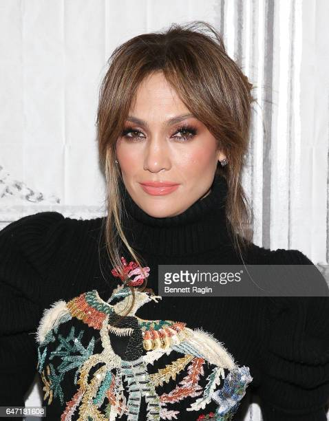 Actress Jennifer Lopez attends the Build Series at Build Studio on March 2 2017 in New York City