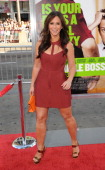 Actress Jennifer Love Hewitt arrives at the premiere of Warner Bros Pictures' 'Horrible Bosses' at Grauman's Chinese Theatre on June 30 2011 in...