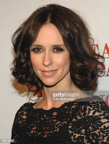 Actress Jennifer Love Hewitt attends Chelsea Handler's Book Launch Party For 'Chelsea Chelsea Bang Bang' at Bar 210 at The Beverly Hilton hotel on...