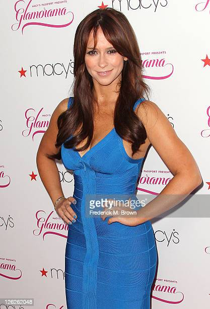 Actress Jennifer Love Hewitt attends the 29th Annual Macy's Passport Presents Glamorama 2011 at The Orpheum Theatre on September 23 2011 in Los...