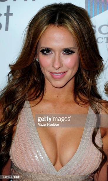 Actress Jennifer Love Hewitt attends the launch party for Lifetime's new series 'The Client List' at Sunset Tower on April 4 2012 in West Hollywood...