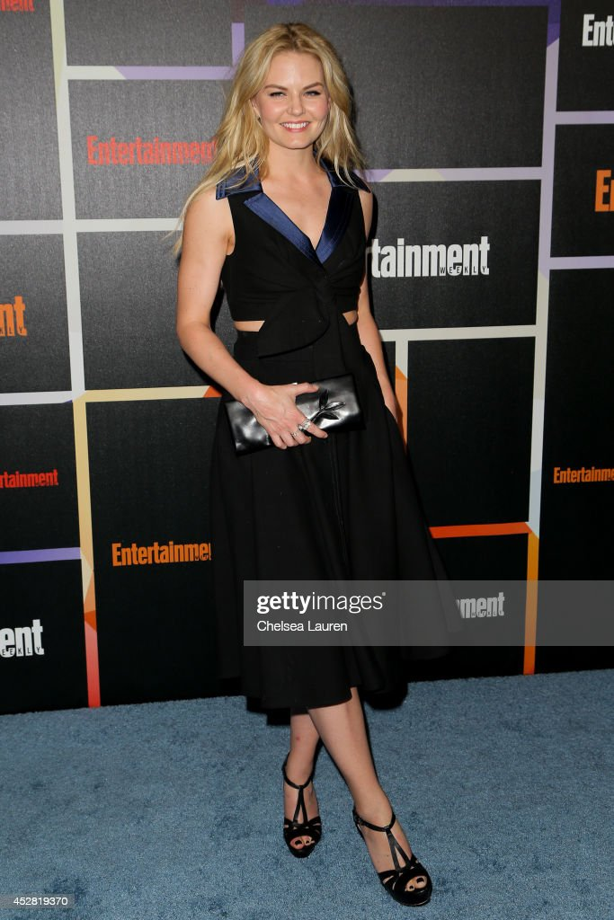 Actress <a gi-track='captionPersonalityLinkClicked' href=/galleries/search?phrase=Jennifer+Morrison&family=editorial&specificpeople=233495 ng-click='$event.stopPropagation()'>Jennifer Morrison</a> arrives at Entertainment Weekly's Annual Comic Con Celebration at Float at Hard Rock Hotel San Diego on July 26, 2014 in San Diego, California.