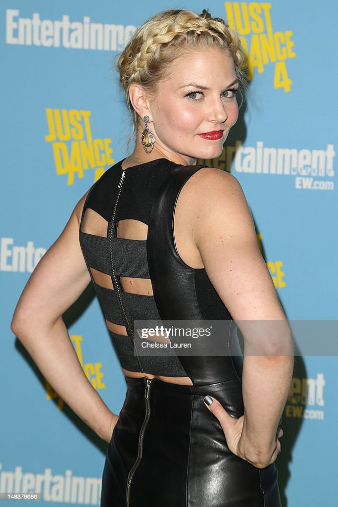 Actress <a gi-track='captionPersonalityLinkClicked' href=/galleries/search?phrase=Jennifer+Morrison&family=editorial&specificpeople=233495 ng-click='$event.stopPropagation()'>Jennifer Morrison</a> arrives at Entertainment Weekly's Comic-Con celebration at Float at Hard Rock Hotel San Diego on July 14, 2012 in San Diego, California.
