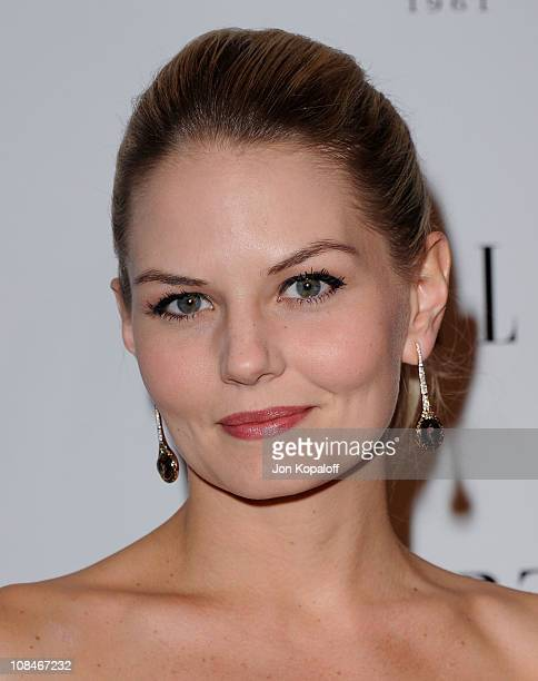 Actress Jennifer Morrison arrives at the ELLE Women In Television Event at Soho House on January 27 2011 in West Hollywood California