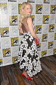 Actress Jennifer Morrison arrives at the 'Once Upon a Time' press room on July 11 2015 in San Diego California