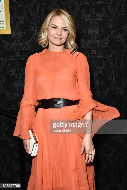 Actress Jennifer Morrison attends Neon hosts the after party for the New York Premiere of 'Ingrid Goes West' at Alamo Drafthouse Cinema on August 8...