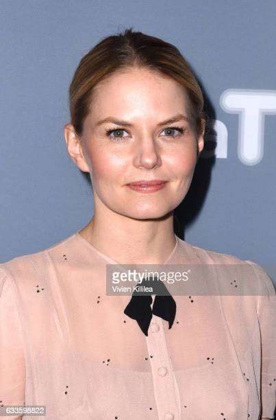 Actress Jennifer Morrison attends 'Once Upon A Time' press junket on Day One of aTVfest 2017 presented by SCAD on February 2 2017 in Atlanta Georgia