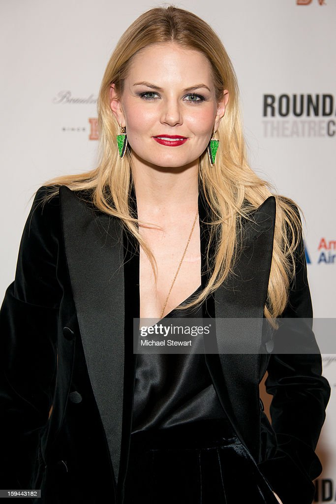 Actress <a gi-track='captionPersonalityLinkClicked' href=/galleries/search?phrase=Jennifer+Morrison&family=editorial&specificpeople=233495 ng-click='$event.stopPropagation()'>Jennifer Morrison</a> attends 'Picnic' Broadway Opening Night at American Airlines Theatre on January 13, 2013 in New York City.