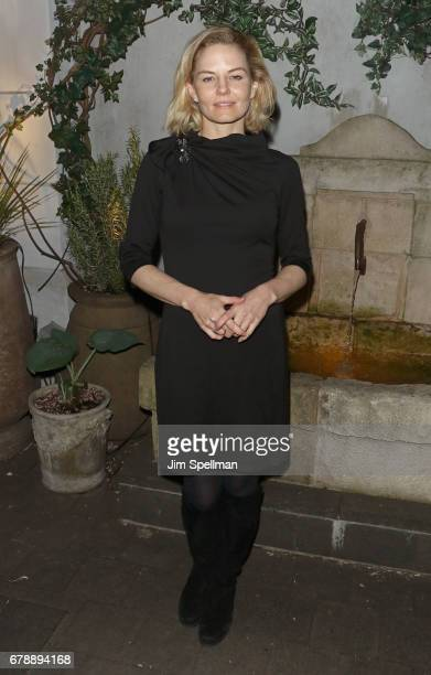 Actress Jennifer Morrison attends Sony Pictures Classics' screening after party for 'Paris Can Wait' hosted by The Cinema Society BNY Mellon at...