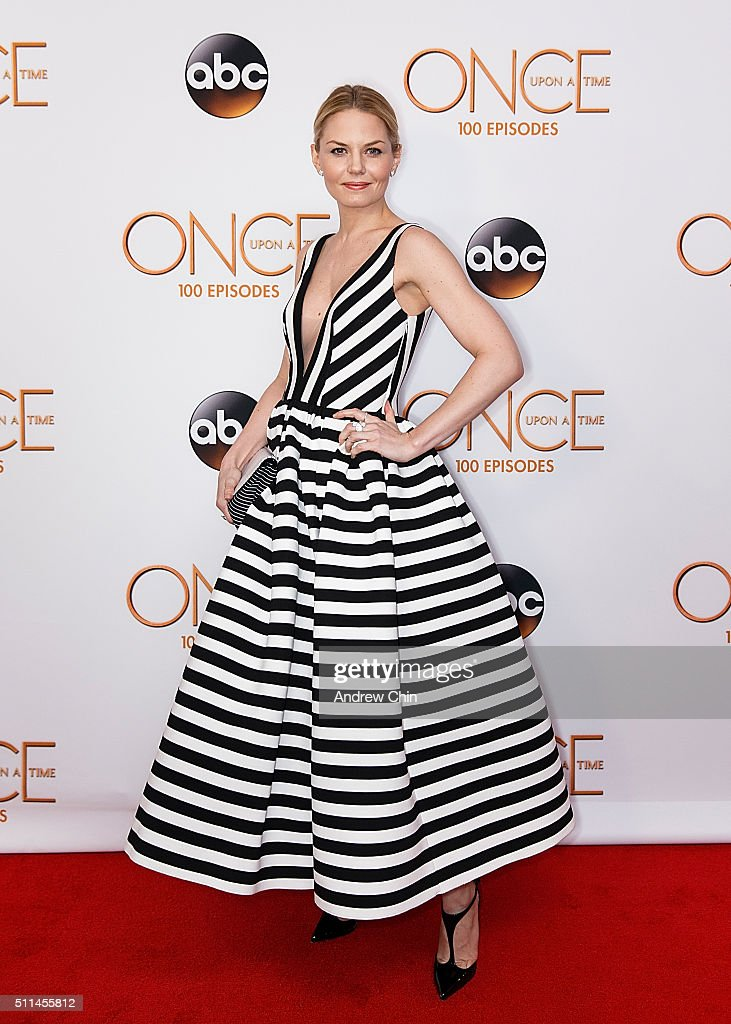 "100th Episode Celebration For ABC's ""Once Upon A Time"" - Arrivals"