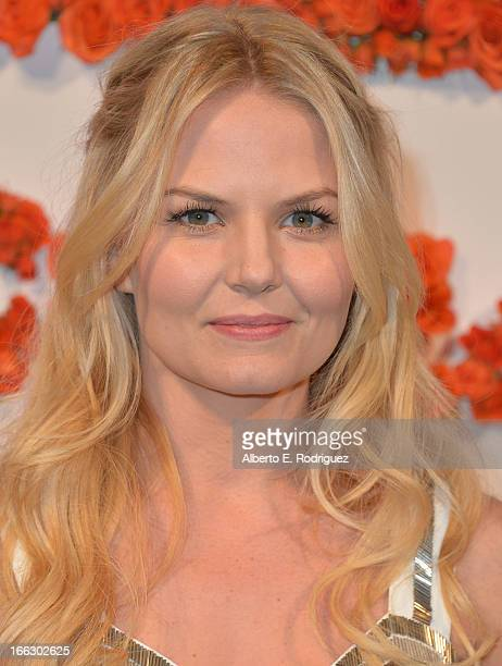 Actress Jennifer Morrison attends the 3rd Annual Coach Evening to benefit Children's Defense Fund at Bad Robot on April 10 2013 in Santa Monica...