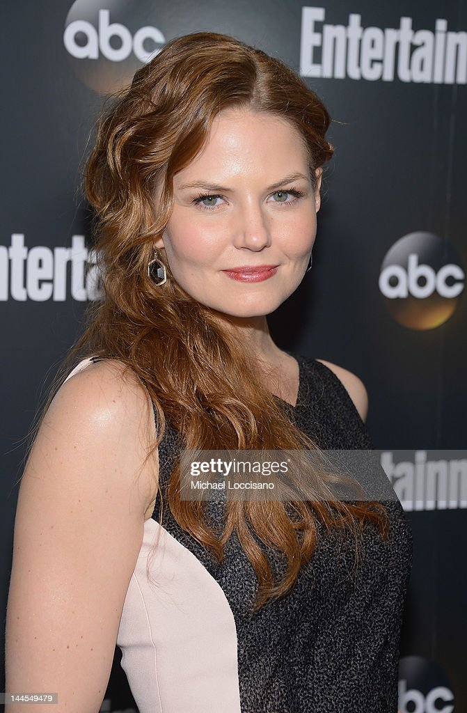 Actress Jennifer Morrison attends the Entertainment Weekly & ABC-TV Up Front VIP Party at Dream Downtown on May 15, 2012 in New York City.