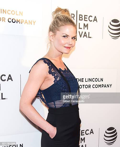 Actress Jennifer Morrison attends 'The Family Fang' Premiere during 2016 Tribeca Film Festival at John Zuccotti Theater at BMCC Tribeca Performing...