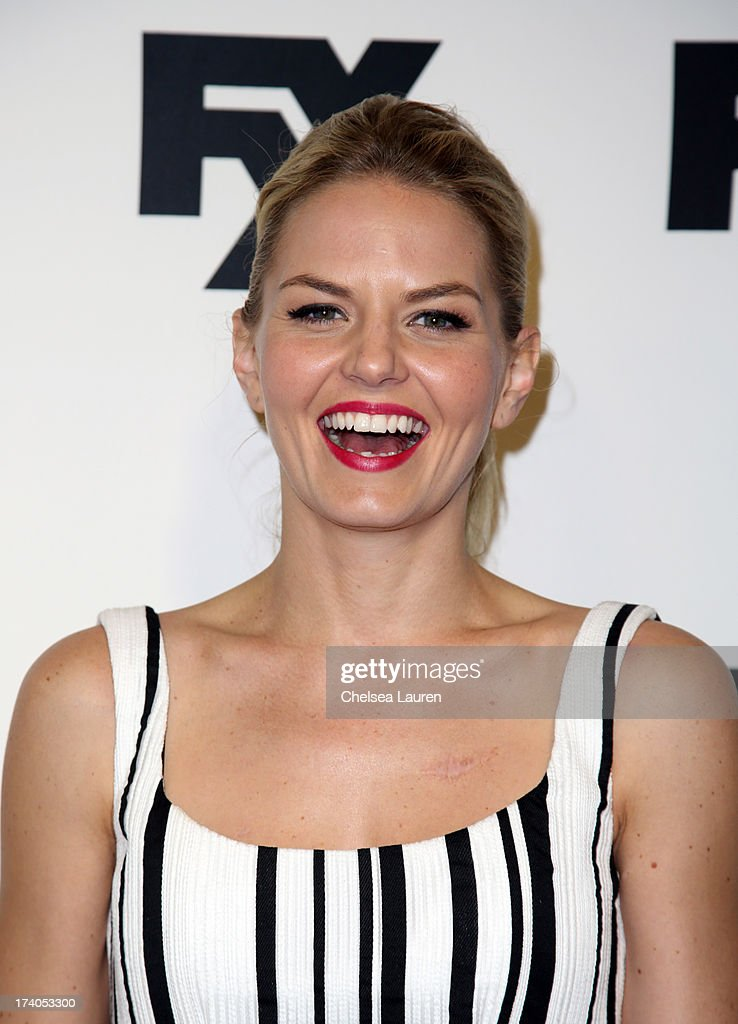 Actress <a gi-track='captionPersonalityLinkClicked' href=/galleries/search?phrase=Jennifer+Morrison&family=editorial&specificpeople=233495 ng-click='$event.stopPropagation()'>Jennifer Morrison</a> attends the Maxim, FX and Home Entertainment Comic-Con Party on July 19, 2013 in San Diego, California.