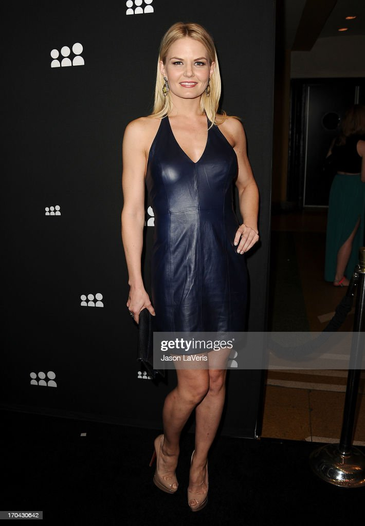 Actress Jennifer Morrison attends the Myspace artist showcase event at El Rey Theatre on June 12, 2013 in Los Angeles, California.
