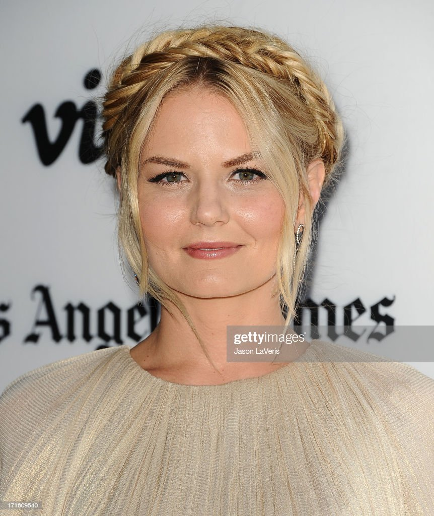 Actress <a gi-track='captionPersonalityLinkClicked' href=/galleries/search?phrase=Jennifer+Morrison&family=editorial&specificpeople=233495 ng-click='$event.stopPropagation()'>Jennifer Morrison</a> attends the premiere of 'Some Girl(s)' at Laemmle NoHo 7 on June 26, 2013 in North Hollywood, California.