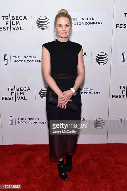 Actress Jennifer Morrison attends the premiere of 'The Wannabe' during the 2015 Tribeca Film Festival at BMCC Tribeca PAC on April 17 2015 in New...