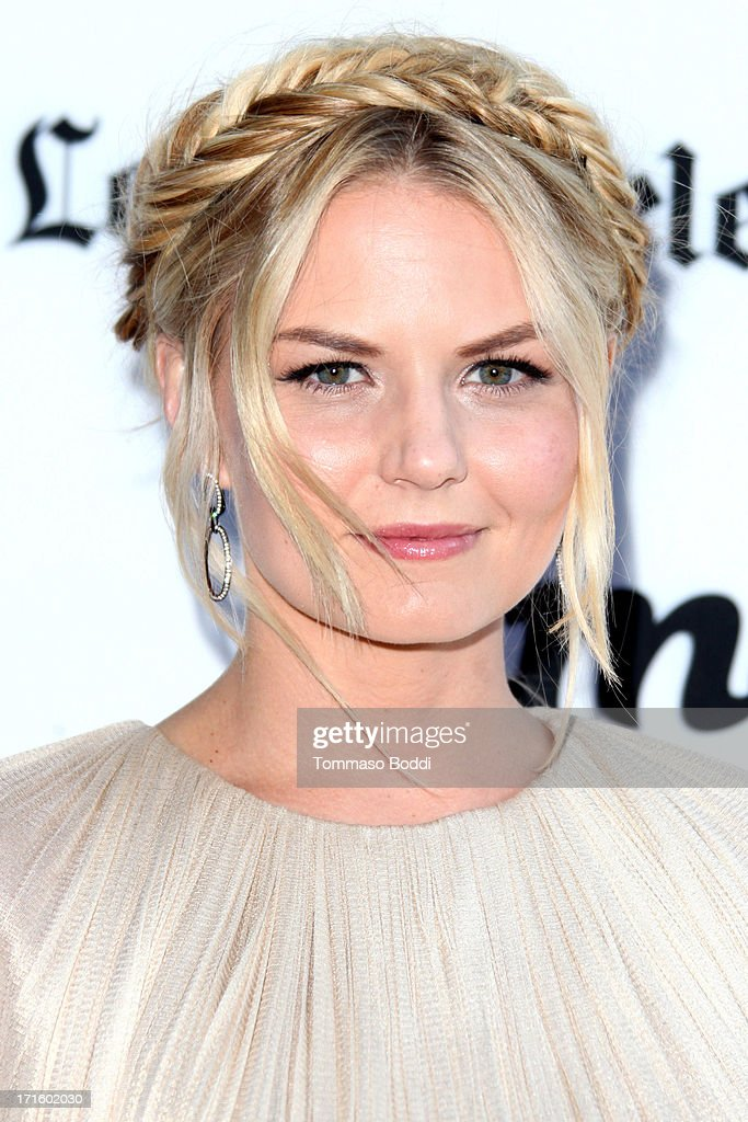 Actress Jennifer Morrison attends the 'Some Girl' Los Angeles premiere held at Laemmle NoHo 7 on June 26 2013 in North Hollywood California