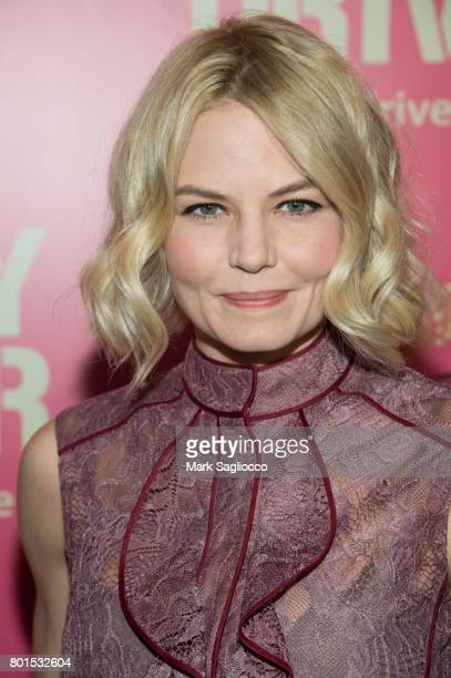 Actress Jennifer Morrison attends TriStar Pictures The Cinema Society and Avion's screening of 'Baby Driver' at The Metrograph on June 26 2017 in New...