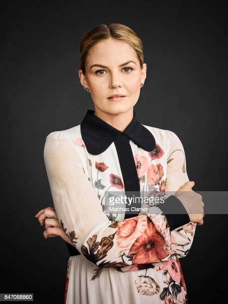 Actress Jennifer Morrison from 'Once Upon a Time' is photographed for Entertainment Weekly Magazine on July 23 2016 at Comic Con in the Hard Rock...
