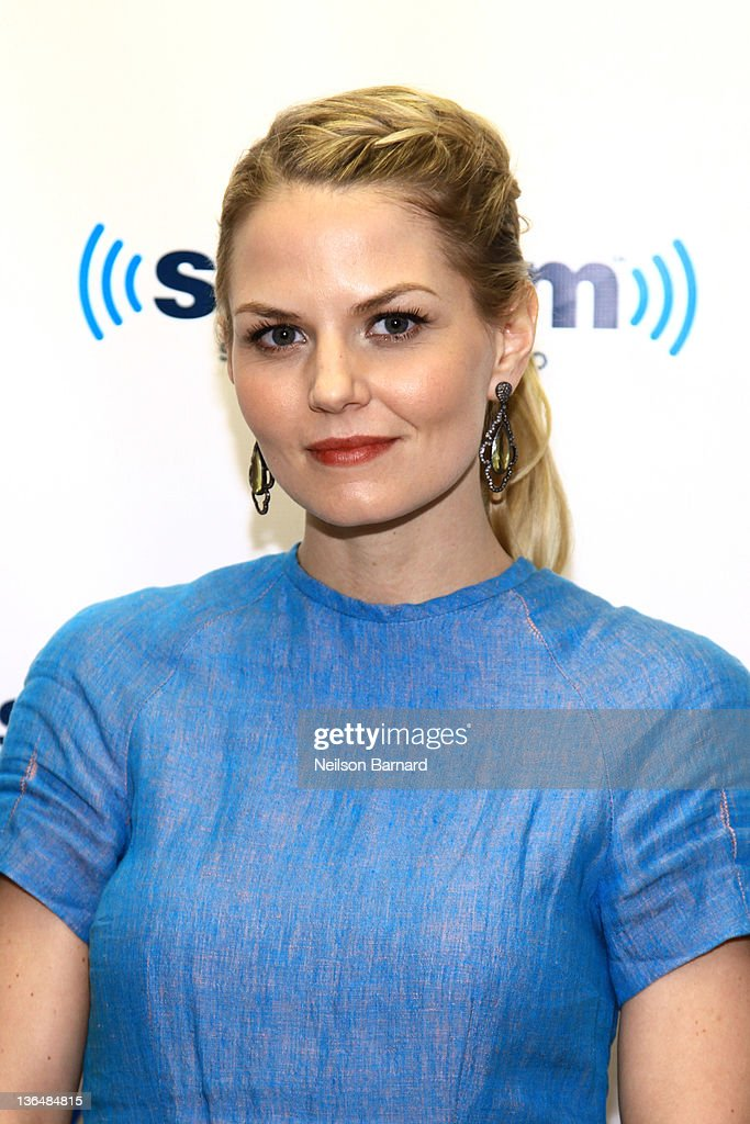 Actress <a gi-track='captionPersonalityLinkClicked' href=/galleries/search?phrase=Jennifer+Morrison&family=editorial&specificpeople=233495 ng-click='$event.stopPropagation()'>Jennifer Morrison</a> visits SiriusXM Studios on January 6, 2012 in New York City.