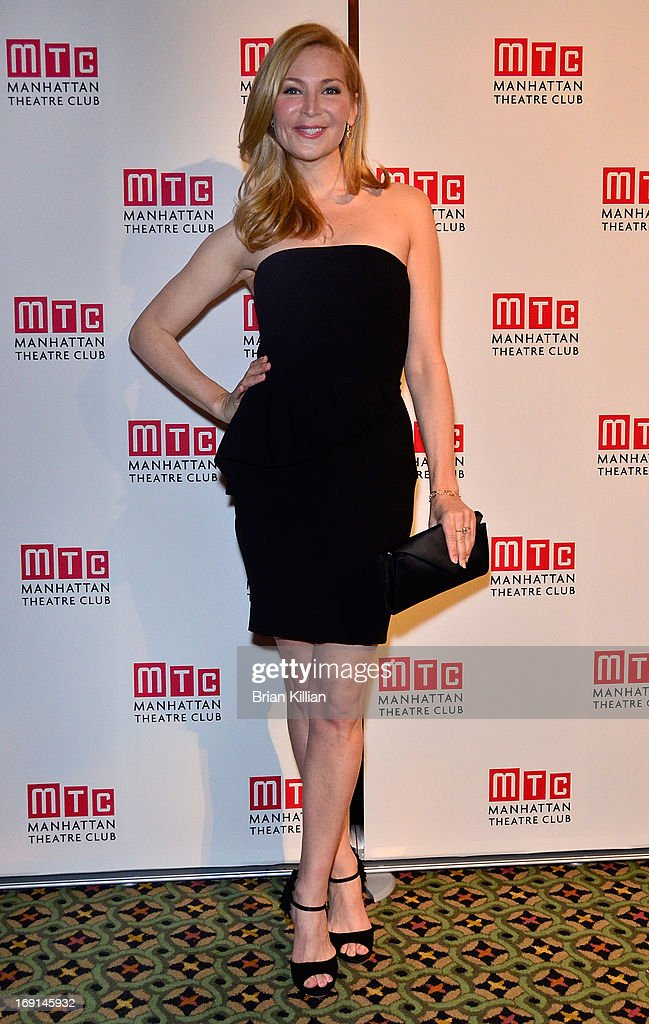 Actress Jennifer Westfeldt attends Manhattan Theatre Club 2013 Spring Gala at Cipriani 42nd Street on May 20, 2013 in New York City.