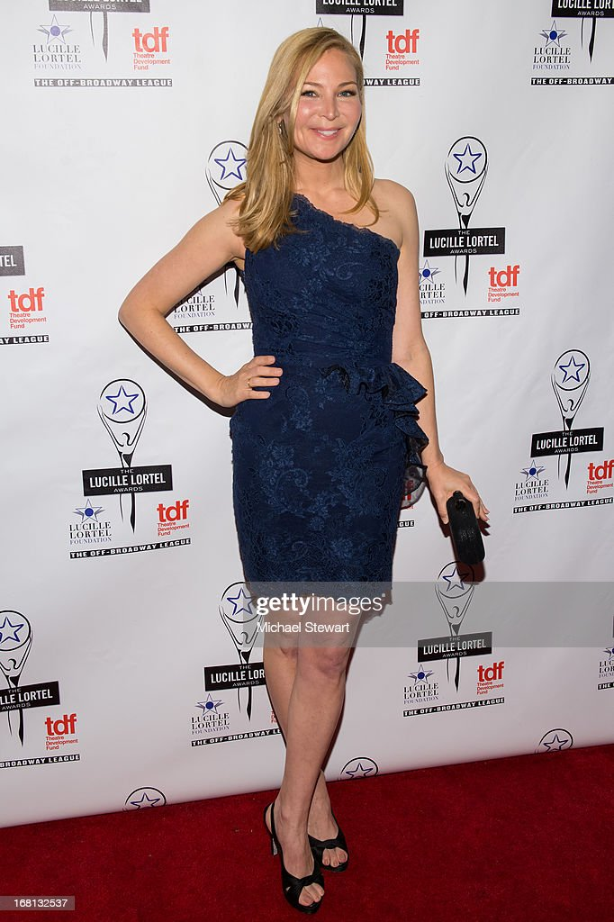 Actress <a gi-track='captionPersonalityLinkClicked' href=/galleries/search?phrase=Jennifer+Westfeldt&family=editorial&specificpeople=228494 ng-click='$event.stopPropagation()'>Jennifer Westfeldt</a> attends the 2013 Lucille Lortel Awards at Jack H. Skirball Center for the Performing Arts on May 5, 2013 in New York City.